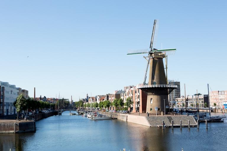 Gemeente Rotterdam wil Delfshaven beter bereikbaar en groener maken