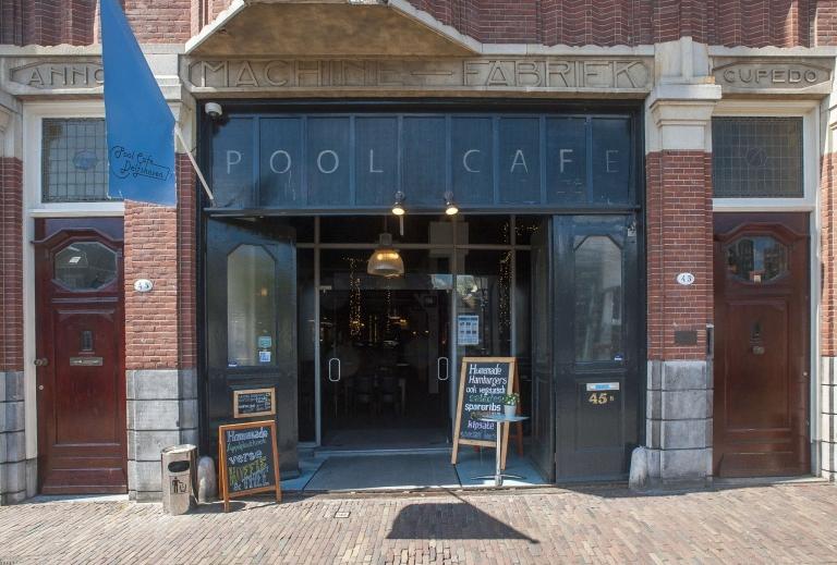 Poolcafé Delfshaven